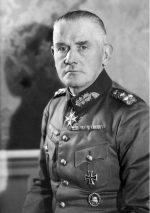 Генерал бломберг – Вернер фон Бломберг — немецкий военачальник, генерал-фельдмаршал