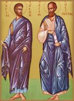 День святых апостолов иасона и сосипатра – Сосипатр (апостол от 70) — Википедия