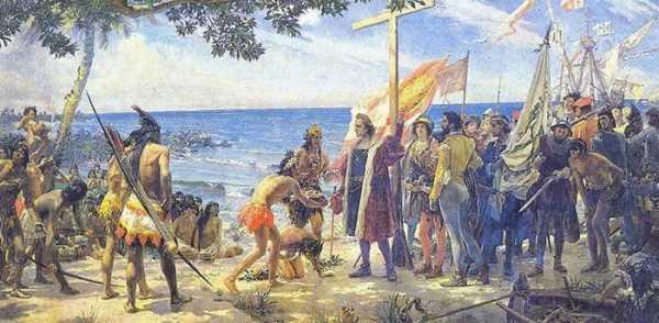 Доклад о том как открыл америку христофор колумб 9082