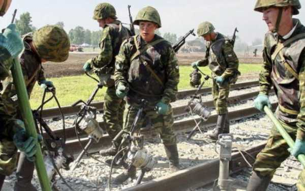 Реферат на тему железнодорожные войска рф 2191